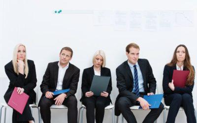 In der Bewerbungsphase: Durchhalten zahlt sich aus