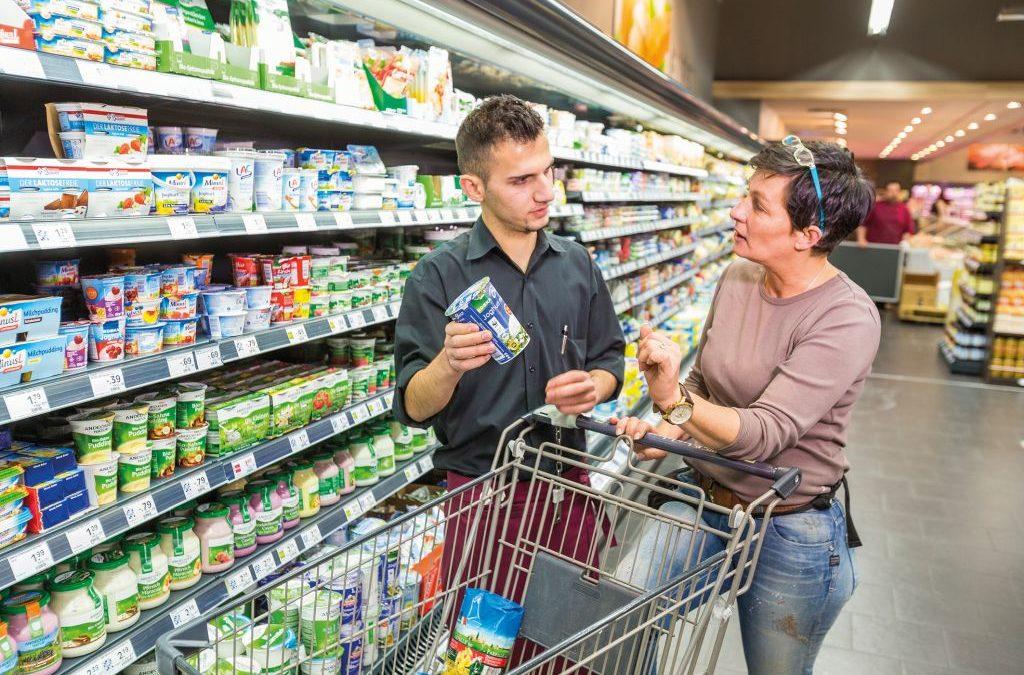 Ausbildung im Einzelhandel: Junge Talente konsequent fördern