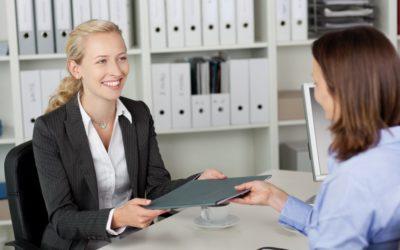 Chancen im Bewerbungsgespräch nutzen