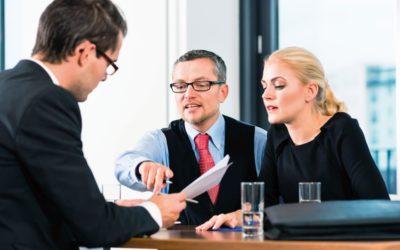 Bewerbungsgespräch: Mit Persönlichkeit zum Erfolg