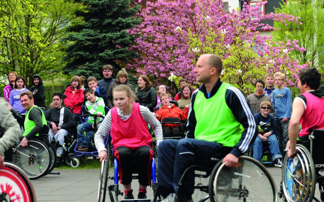 Schulbildung trotz Behinderung