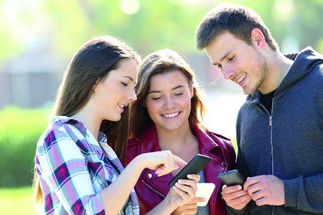Smart durch die Oberstufe per Smartphone