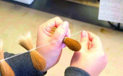 Von Hexenbesen bis zu Make-up-Pinseln