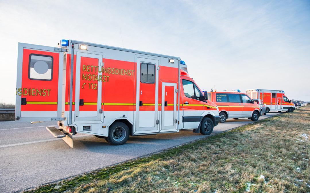Rettungssanitäter: Ein anspruchsvoller Beruf