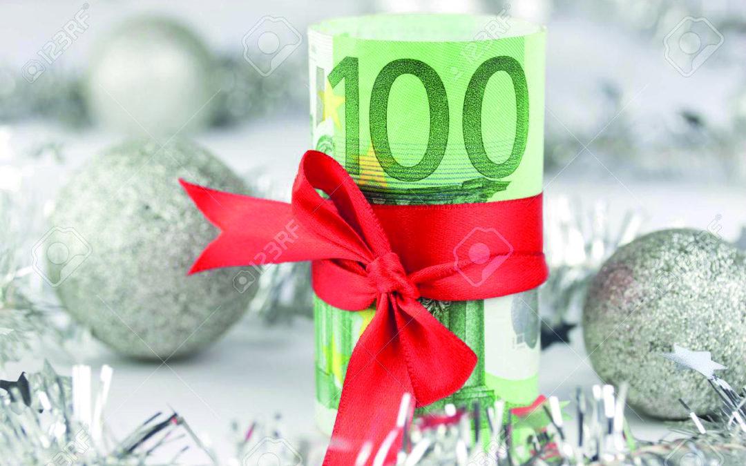 13. Gehalt – Steht mir Weihnachtsgeld zu?
