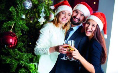 Dresscode für die Weihnachtsfeier im Unternehmen